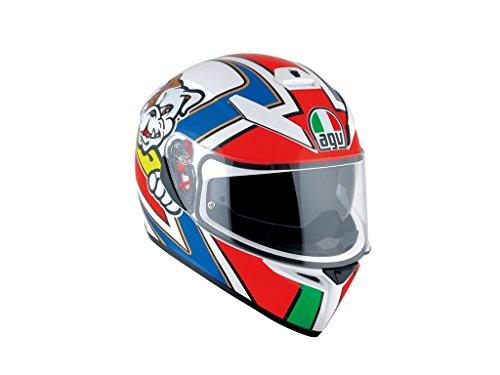 AGV Casco Moto K-3SV E2205Multi plk, Marinos, ML