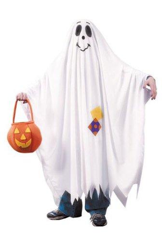 Gespenst Halloween Kostüm für Kinder
