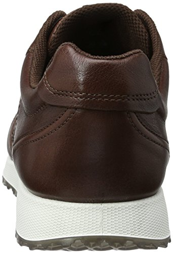 Ecco 4305, Sneakers Basses Homme Marron (1283Whisky)