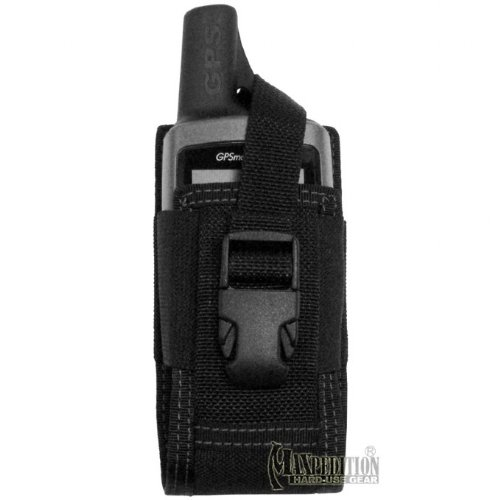 Maxpedition Maxpedition Clip-On Phone Holster Black