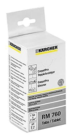 Kärcher 6.295-850.0 Nettoyeur pour Tapis (RM 760 Tablettes)