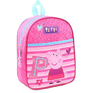 Peppa Pi Mochila Infantil, Rosa (Rosa) – 007-85287