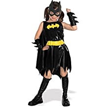 Girls Batgirl Rubies DC Comics New Superhero Fancy Dress Kids Costume Childs Party Outfit