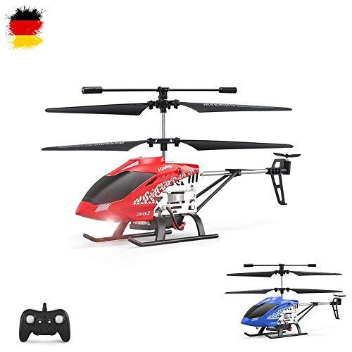 3.5 Kanal 2.4GHz RC ferngesteuerter mini Hubschrauber, Modellbau-Helikopter mit Gyro-Technik, Ready-to-Fly Heli-Modell, Neu
