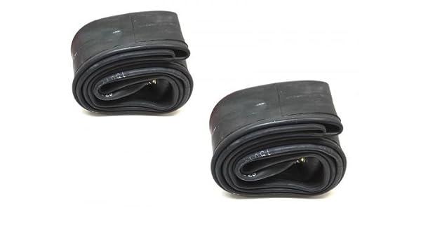 Schlauch f/ür Moped Roller Vespa 3.00-10 Winkelventil TR87