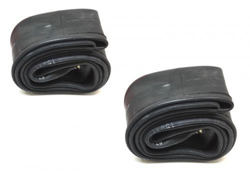2x KENDA Schlauch für 3.50-10 Zoll Reifen gerades Ventil für Roller / Scooter