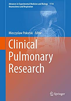 Clinical Pulmonary Research (advances In Experimental Medicine And Biology Book 1114) por Mieczyslaw Pokorski