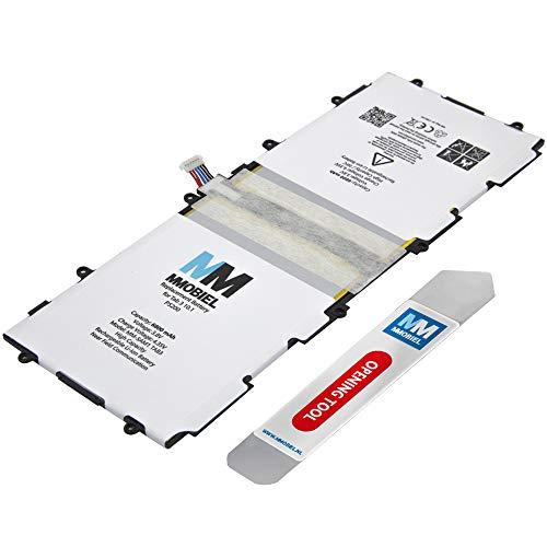batteria tablet samsung tab 3 MMOBIEL Batteria di ricambio T4500E compatibile con Samsung Galaxy Tab 3 P5200 10.1 pollici 6900mAh