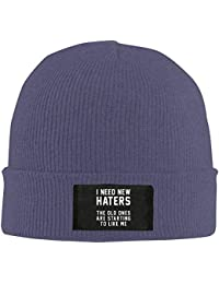 I Need New Haters The Old Ones Are Starting To Like Me New Winter Hats  Knitted b667f445eeb