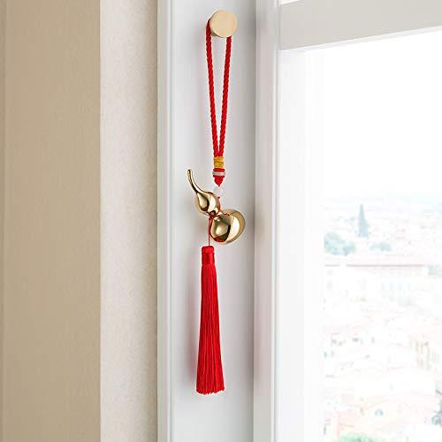 Kürbis Kleinwagen nach Hause Schlüssel Kürbis Anhänger dekorative Schmuck Ornamente ()