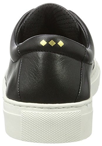 Royal Republiq Ladies Elpique Derby Sneaker Elastico Nero (nero)