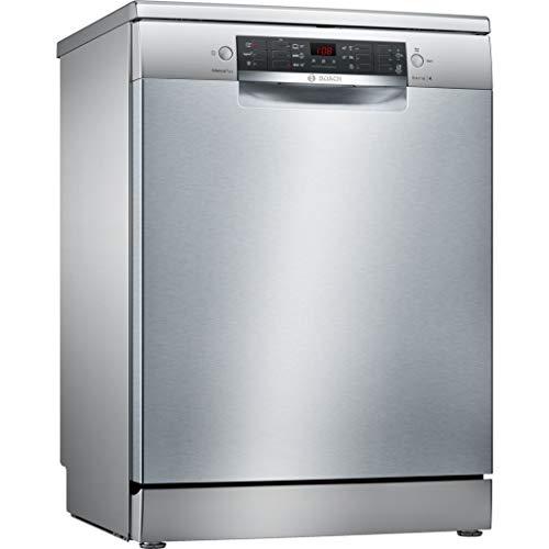 Bosch Serie 4 SMS46MI08E lavavajilla Independiente 14 cubiertos A++ - Lavavajillas (Independiente, Tamaño completo (60 cm), Acero inoxidable, Acero inoxidable, Botones, 1,75 m)