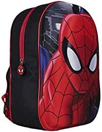 Mochila EVA 3D Spiderman Marvel
