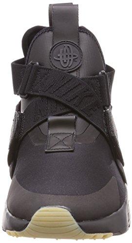 san francisco bf857 b7967 Nike Women s Air Huarache City Low-Top Sneakers, Black (Black Black ...