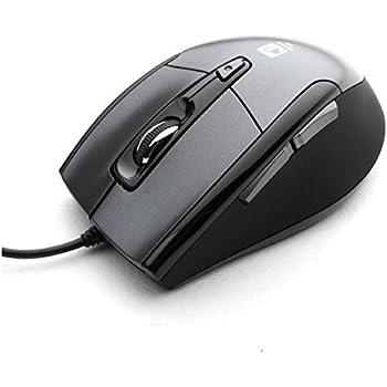 JSCO Noiseless Silent Gaming Mouse JNL-101K