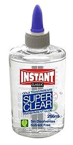 Instant Classic 11141 - Pegamento líquido, Transparente
