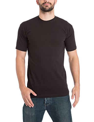 Lower East Camiseta manga corta Hombre, Pack de 10