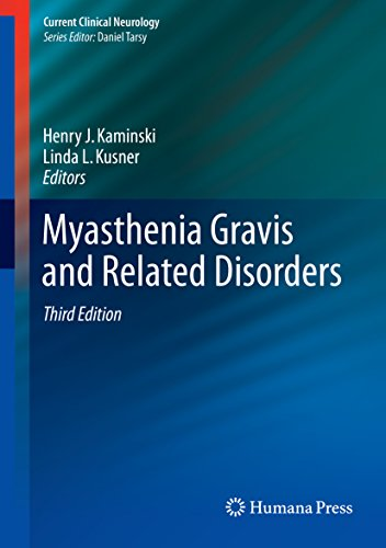 Myasthenia Gravis and Related Disorders (Current Clinical Neurology) (English Edition)