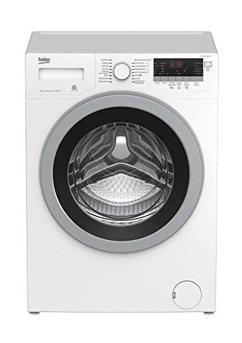 Beko WYAW 814831 LS Waschmaschine Frontlader / 8 kg / A+++ / 1400 UpM / Selbstreinigung / Weiß / 16 Waschprogramme / Watersafe+ / Mengenautomatik