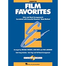 Film Favorites: Conductor (includes Accompaniment CD) by Michael Sweeney (2004-12-01)