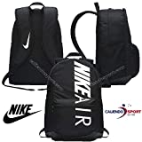 Nike Unisex Brasilia Black Backpack (BA6353-010)