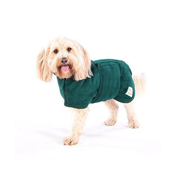 Ruff and Tumble Dog Drying Coat - Classic Collection 3