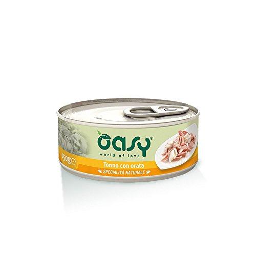 OASY Thunfisch Katze nass Brassen 150 gr - Katzen Nassfutter