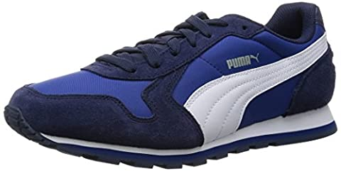 Puma ST Runner NL, Unisex Adults Running Shoes, Blue (Limoges/White),