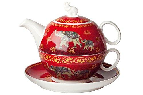 TeaLogic - Tea for one Nelson - Fine Bone China