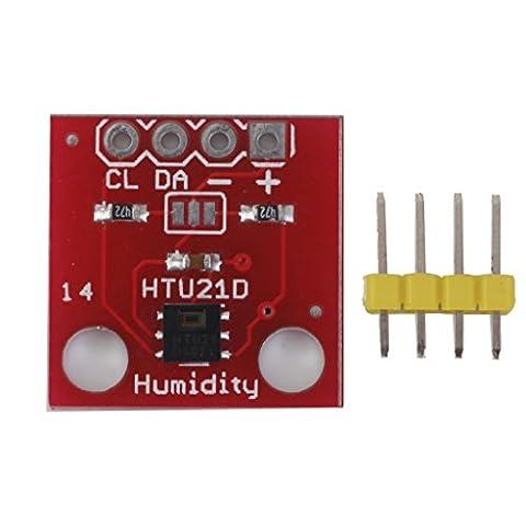Htu21d Temperatur Und Feuchtigkeitssensor Breakout Board Modul Für Arduino
