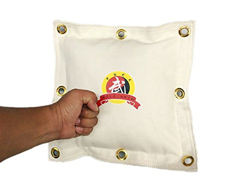 Xiangpai Mann Wing Chun Kung Fu Leinwand Wand Tasche Boxen kräftigen Boxsack JKD Sand Tasche, Short -
