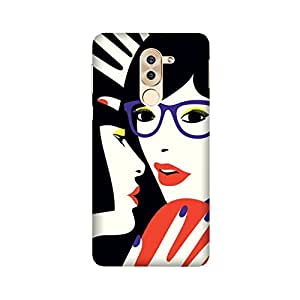 JUNU Huawei Honor 6X Back Cover designer mobile back cover cases and cover for Huawei Honor 6X