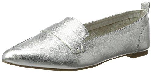 Aldo Women Cherryhill Ballet Flats, Silver (Silver), 8 UK 41 EU