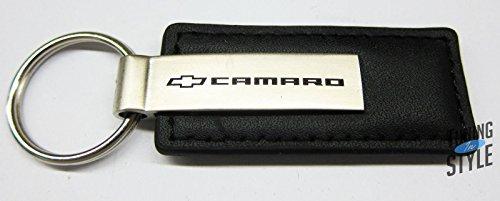 dantegts-chevrolet-camaro-logo-schlusselanhanger-schwarz-leder-chrom-schlusselanhanger-schlusselanha