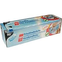 PAPSTAR 10518 PVC-Frischhaltefolie in Box transparent