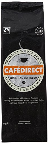 A photograph of Cafédirect Arabica