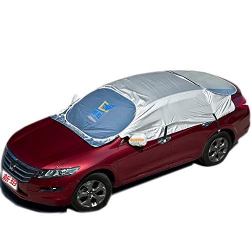 GQ Golf Half Car Cover Schattierung Isolierung Wasserdicht Atmungsaktiv Sun Fold Geeignet für Sommer Und Winter Passen Sie Golf (größe : Golf 7)