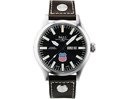 Ball Men's Engineer Master II  Union Pacific Big Boy Watch NM1080C-L2-BK