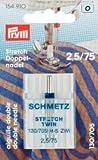 Doppel-Nähmaschinennadel 130/705 Stretch 75/2,5 mm