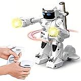 PER 2.4G Somatosensoric Fernbedienung Roboter Boxen Kampf Spielzeug Roboter für Kinder Kleinkinder USB wiederaufladbare