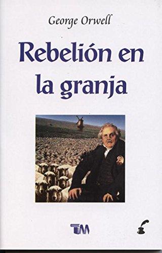 Rebelion de la Granja por George Orwell