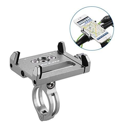 Lixada GUB Mountian Bike Teléfono Montar Universal Ajustable de Bicicletas de Teléfono Celular GPS Montar Soporte de Soporte Abrazadera de la Horquilla
