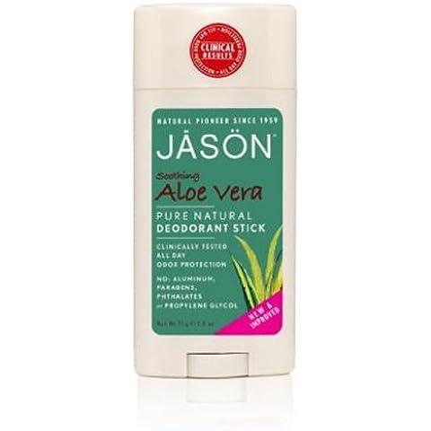 Jason Natural Products Aloe Vera Deodorant Stick 75