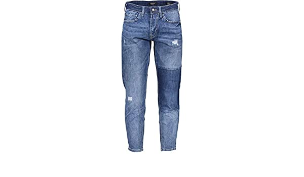 Guess Jeans M81A24D2YO0 Jeans Denim Uomo: Amazon.it