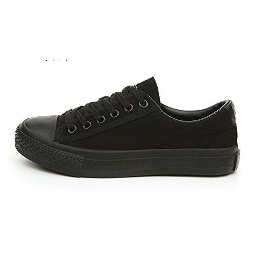 Couple classique de toile de couleur pâle/Chaussures femme/ Coréens low-respirant chaussures occasionnelles avec plat/Chaussures de Conseil/escoge los zapatos C