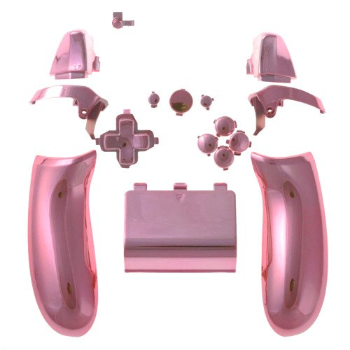 Mod Kit - chrom pink/rosa (Custom Xbox One Controller Teile)