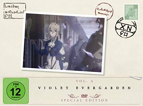 Violet Evergarden - Vol. 4 [Alemania] [DVD]