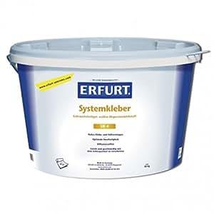 ERFURT system colle sR - 4 18 kg systemkleber f. klimaTec pro kV et variovlies 600
