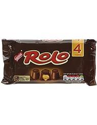 Rolo Chocolate Bars, 4 x 52g