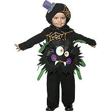 Smiffys carnaval de disfraces de Halloween Disfraz de araña Fool bebé de dibujos animados de Spiderman